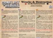 Conflict of Heroes: Wrecks & Destruction
