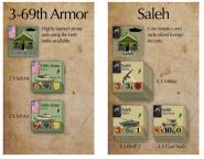 Armageddon War, Formation Cards