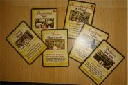 Blackbeard: Golden Age of Piracy, German Cards