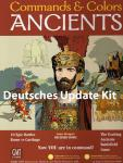 Commands & Colors: Ancients, Update Kit Deutsch