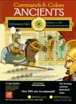 Commands & Colors: Ancients Exp1 Greece & Eastern Kingdoms, 3rd Printing