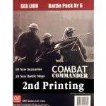 Combat Commander Battle Pack 6: Sea Lion, 2nd Printing