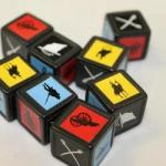 Commands & Colors: Napoleonics Dice and Stickers