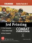 Combat Commander Battle Pack 2: Stalingrad, 3rd Printing
