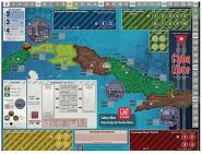 Cuba Libre, Mounted Map