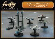 Firefly The Game: Ship Models