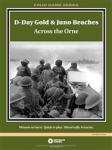 D-Day Gold & Juno Beaches: Across the Orne (Folio)