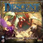 Descent 2. Edition: Labyrinth des Verderbens Erweiterung