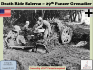Death Ride Salerno  29th Pz Grenadier