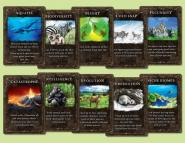 Dominant Species: Card Deck, 3rd Printing
