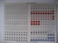Morsecode Countersheet 5 (Markers)