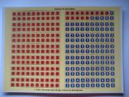 Morsecode Countersheet 6 (Hits)