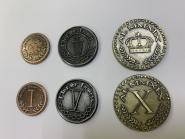 Era of Tribes, Metal Coins