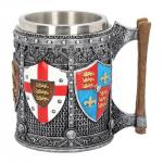 English Tankard 16 cm