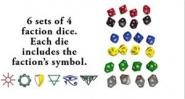 For What Remains, Dice Pack