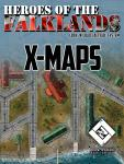 Heroes of the Falklands: X-Maps