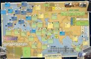 Labyrinth, Mounted Mapboard