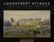 Longstreet Attacks, box