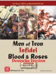 Men of Iron Tri-Pack, Deutsche Version