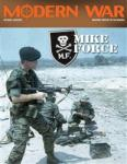 Modern War 35, Operation Mike Force (Solitaire)