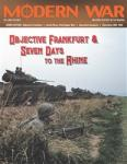 Modern War 51, Objective Frankfurt (7DR #3)