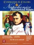 Commands & Colors: Napoleonics, Epics Mounted Map