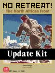 No Retreat 2 The North African Front, 3rd Edition Update Kit
