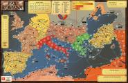 Pax Romana, Mounted Mapboard