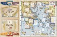 Pericles, Mounted Map