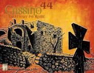 Panzer Grenadier: Cassino `44 (ziplock)
