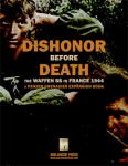 Panzer Grenadier: Dishonor Before Death (Book)