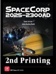 SpaceCorp, 2nd Printing