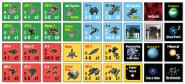 Space Empires, Countersheets Reprint Edition