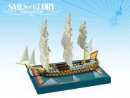 Sails of Glory: Spanish S.o.L S P Argonauta