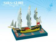 Sails of Glory: British S.o.L. SP   HMS Bellona