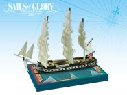 Sails of Glory: SSP USS Constitution 1797 (1812)