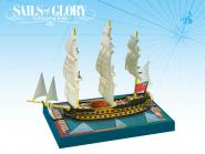 Sails of Glory: British S.o.L SP HMS Zealous