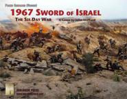 Panzer Grenadier (Modern): 1967 Sword of Israel