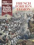 Strategy & Tactics Quarterly 5, French Foreign Legion