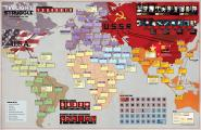 Twilight Struggle: Mounted Map
