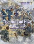 They Shall Not Pass Verdun New Ed.