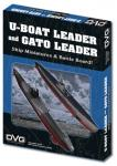 Gato / U-Boat Leader Ship Miniatures