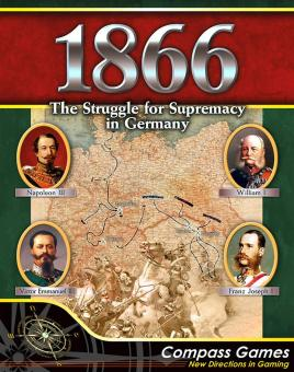 1866: The Struggle for Supremacy in Germany