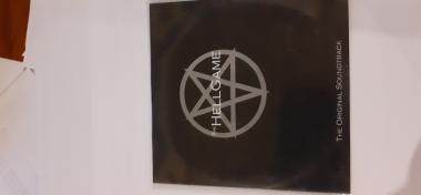 Hellgame, Sound Track on CD