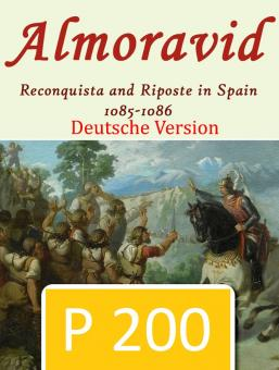 Almoravid: Reconquista and Riposte in Spain, 1085-1086, Deutsche Version