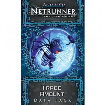Android Netrunner: Trace Amount Data Pack