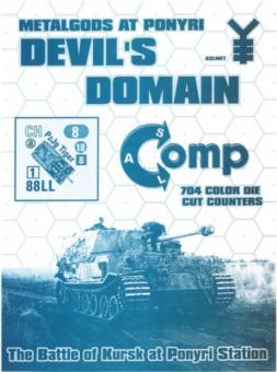 Ponyri, Metal Gods Devils Domain ASL Comp