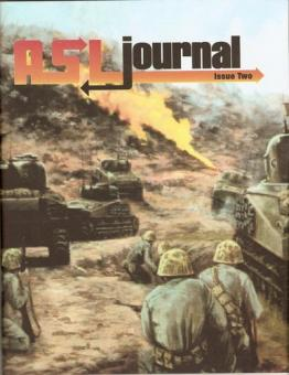 ASL Journal # 2, Reprint
