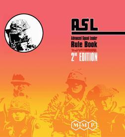 ASL Rules Book, reprint