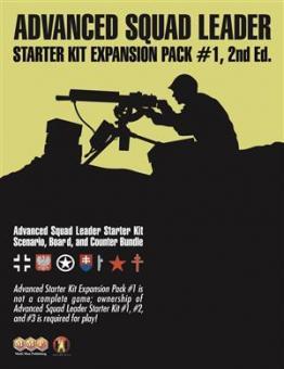 ASL Starter Kit Expansion Pack 1, 2nd Edition